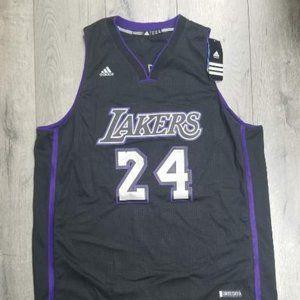 100% Authentic Kobe Bryant Custom Swingman Jersey.